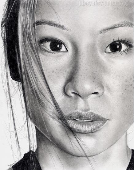 Lucy Liu por Nabooru